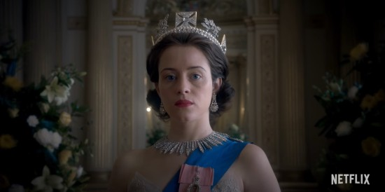 Claire Foy and The Crown!