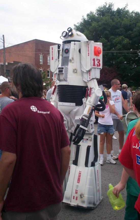 Big Robot!