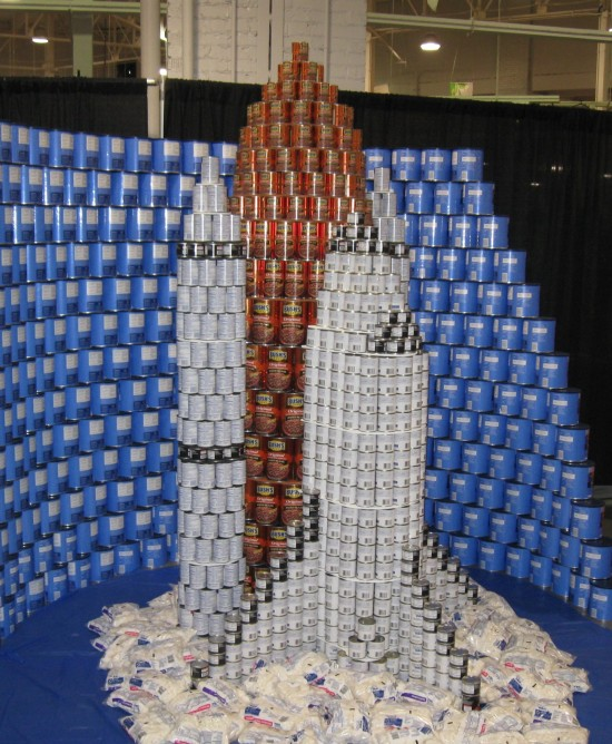 Cans Space Shuttle!