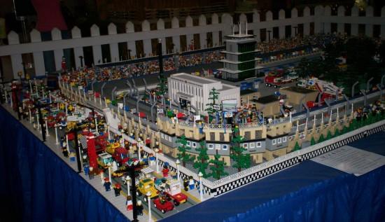 Lego Indy 500!