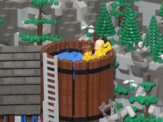 Lego Petticoat Junction!