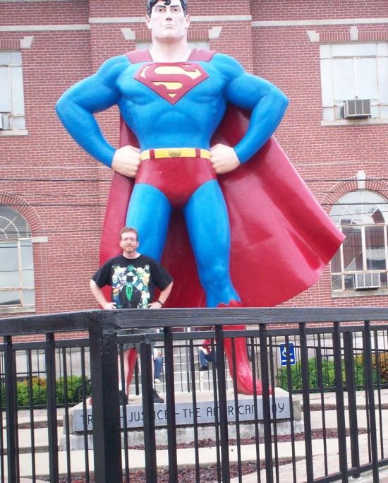 Me & Superman!