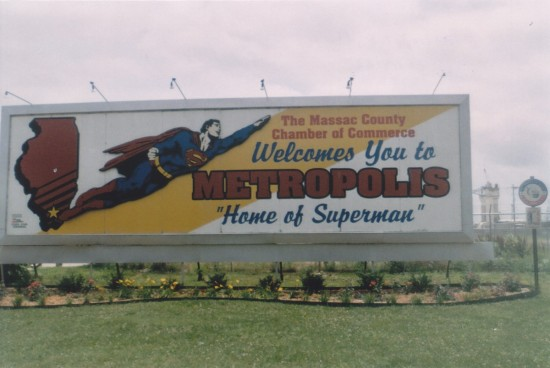 Welcome to Metropolis!