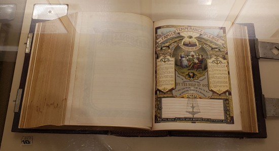 1888 Methodist Bible!