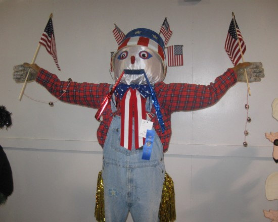 American Scarecrow!