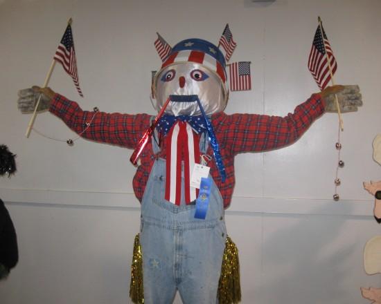 American Scarecrow!
