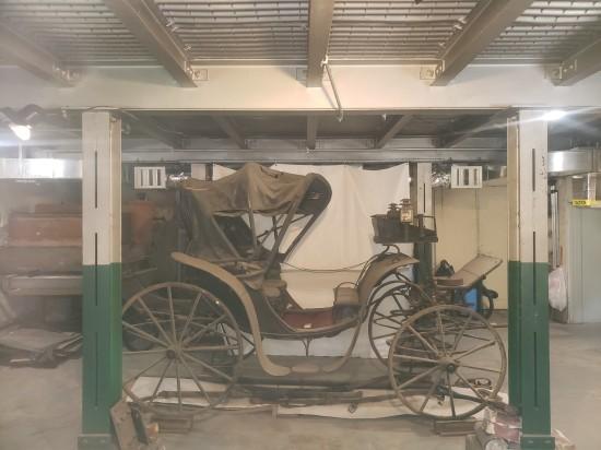 basement carriage!