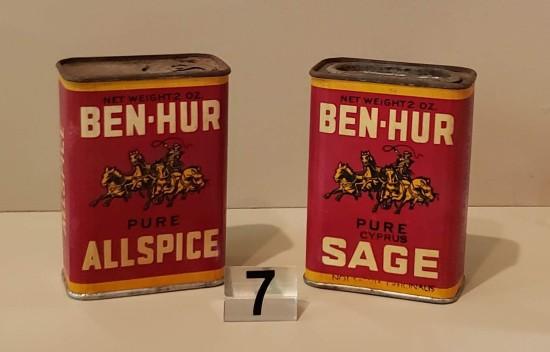 Ben-Hur the Spices!