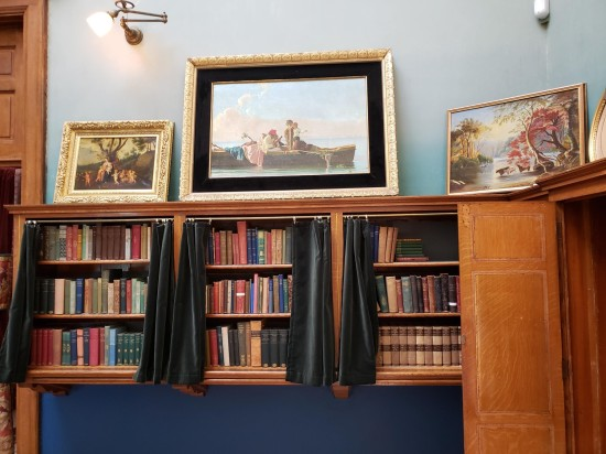 Books & Paintings!