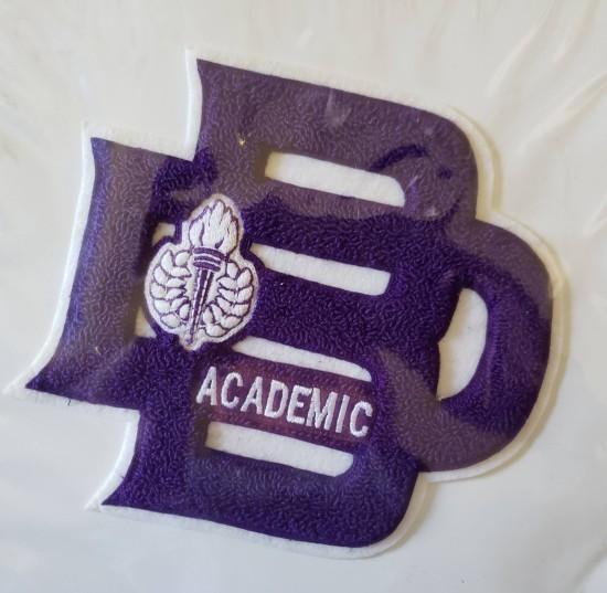 Academic Letter!
