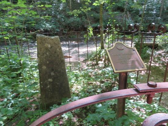 Alexander Wilson monument!