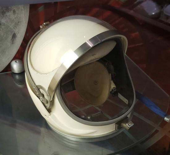 Gemini III helmet!