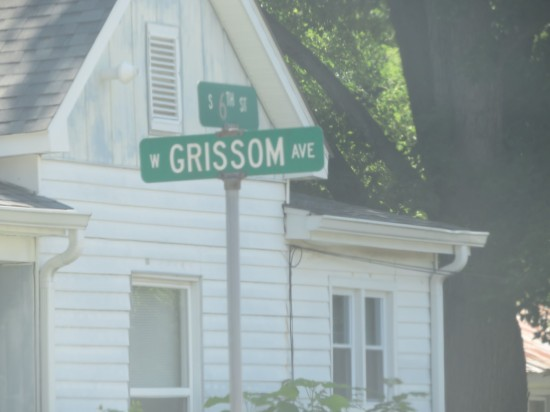 Grissom Ave!