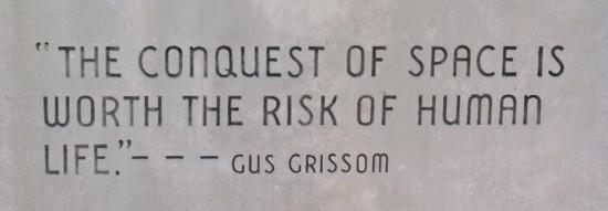Grissom quote.