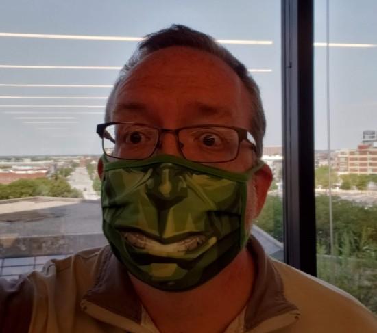 Hulk Mask!