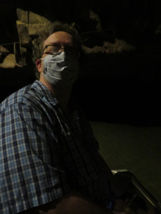 me in the dark!
