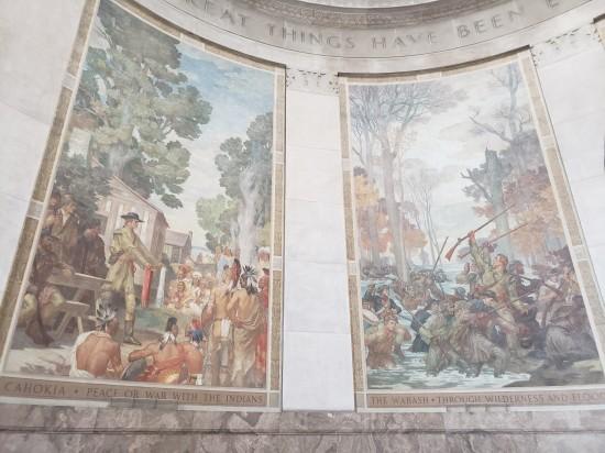 murals 2 plus Daniel Boone!