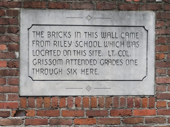 Riley School bricks!