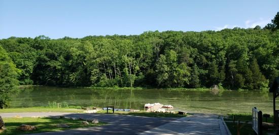 Spring Mill Lake!