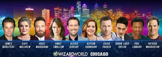 Wizard World Chicago 2020!