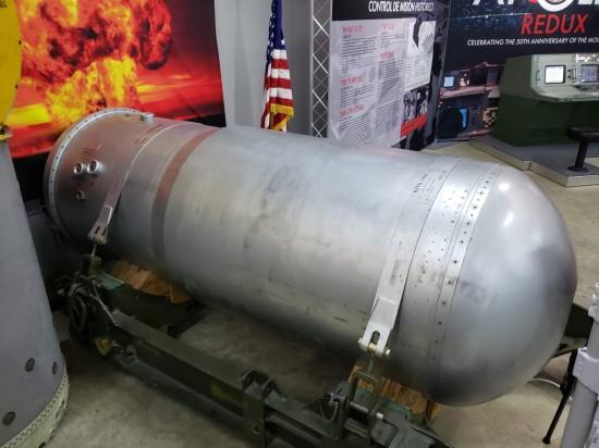 BA53 thermonuclear bomb.