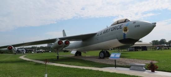 Boeing B-47B!