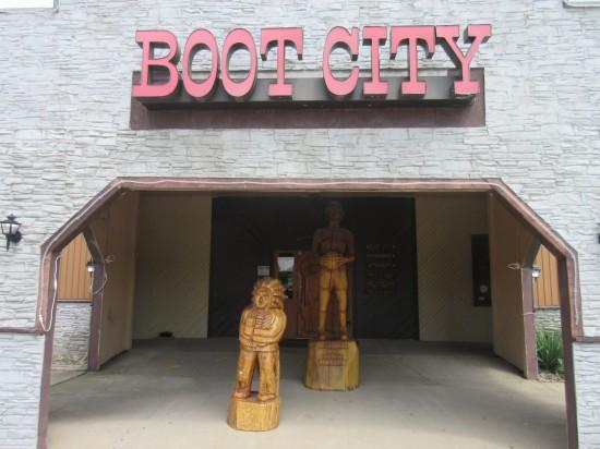Boot City!