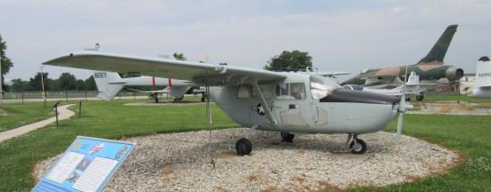 Cessna O-2A!
