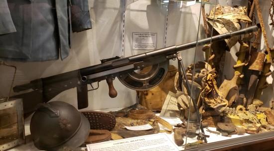 Chauchaut Light Machine Gun!