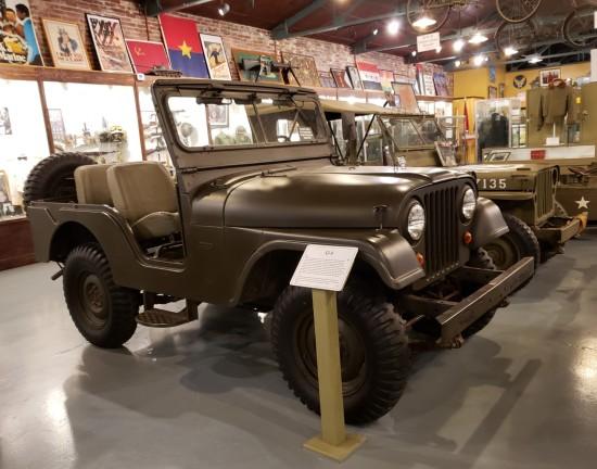 CJ-5 jeep!