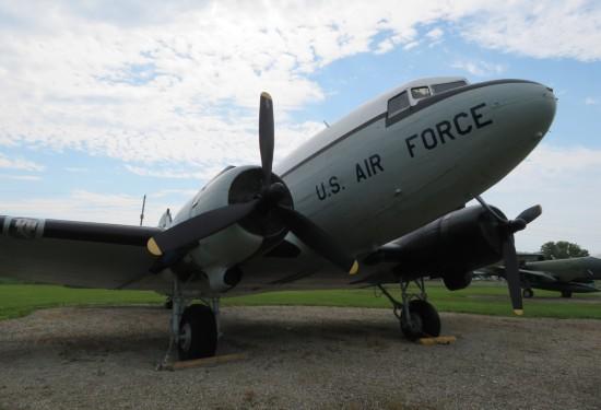 Douglas C-47D!