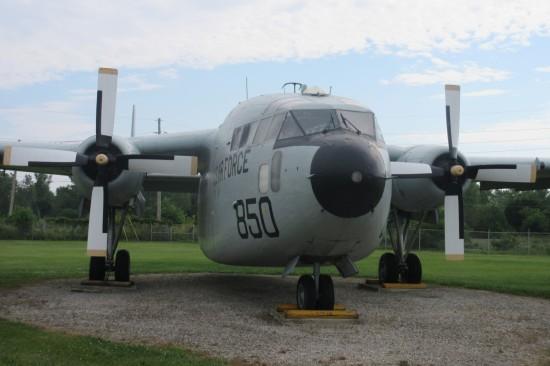 Fairchild C-119G!