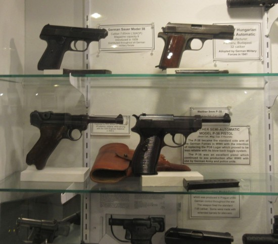 German pistols!