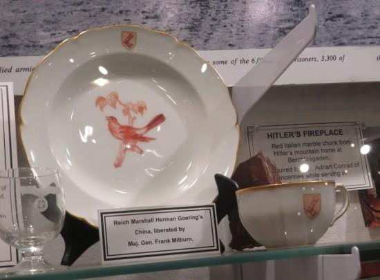 Goering's china!