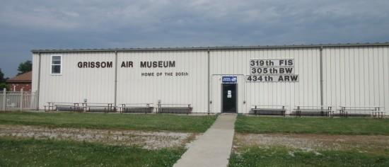 Grissom Air Museum!