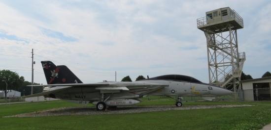 Grumman F-14B!
