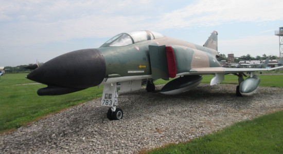 McDonnell F-4C!