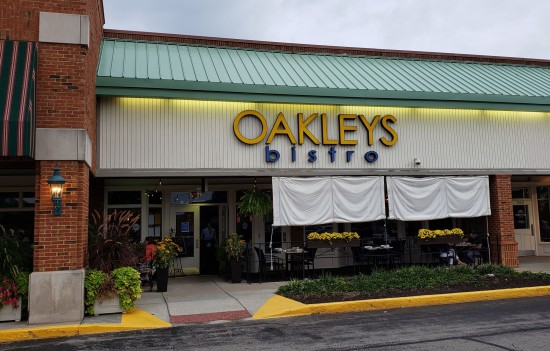 Oakleys Bistro!