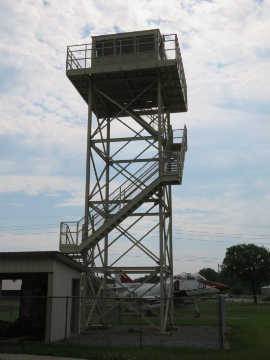 observation tower!