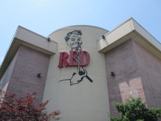 Red Museum!
