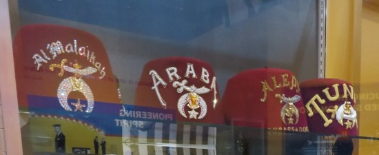 Shriners hats!