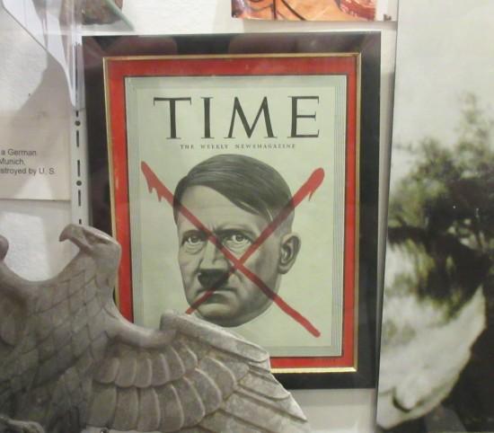 Time v. Hitler!