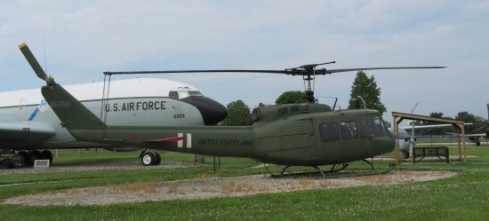 UH-1H-BF helicopter!