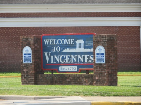 Welcome to Vincennes!