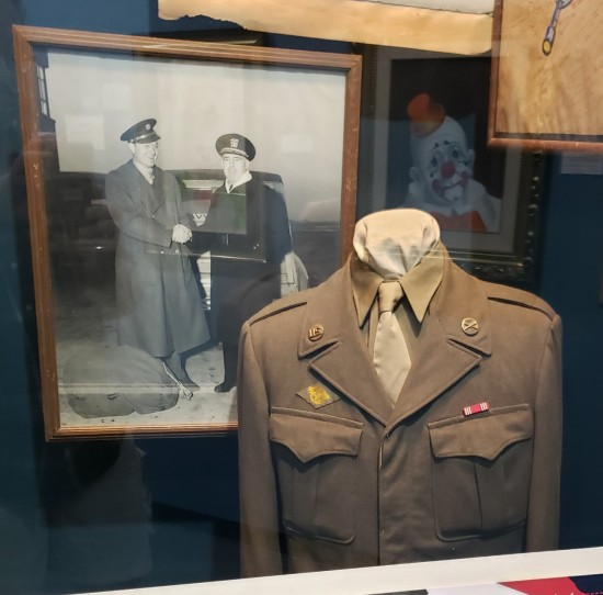 WWII Army uniform!