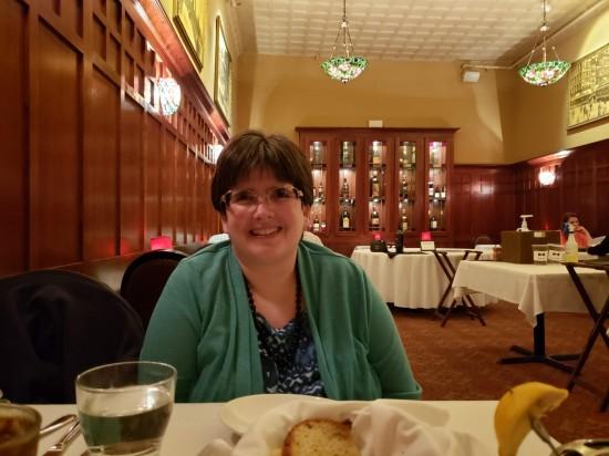 Anne at 50!