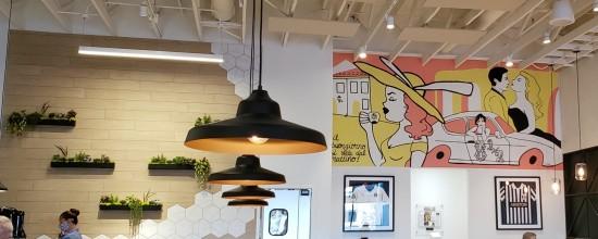 Caffe Buondi mural!