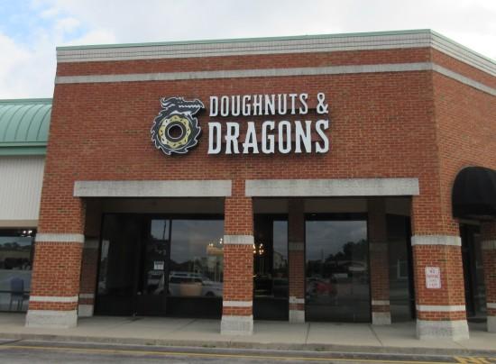 Doughnuts & Dragons!