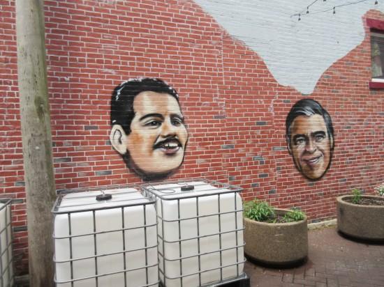 Freddie Mercury & Mister Rogers!