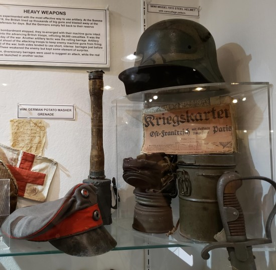 German WWI!